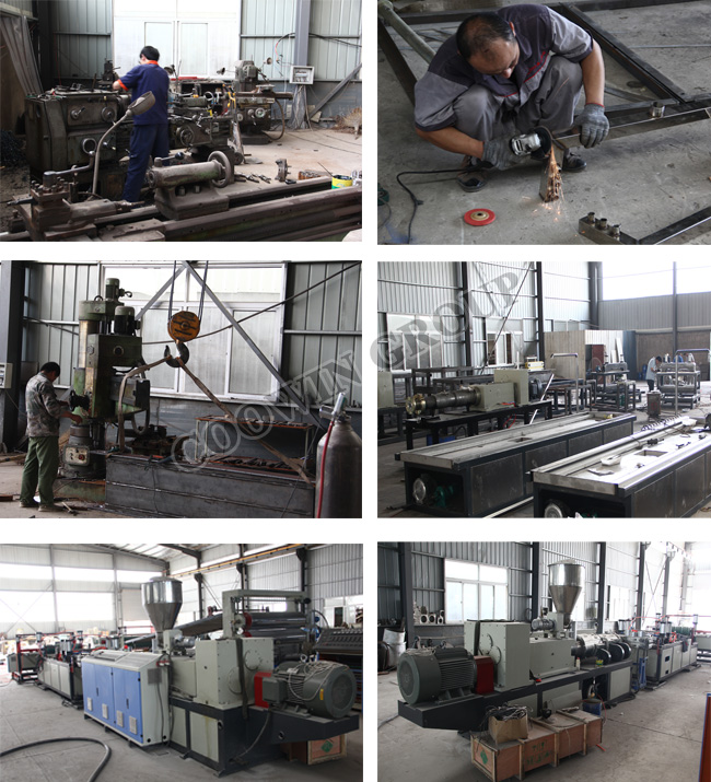 Hot Sale Wide WPC /PVC Foam Board Production Line, WPC Machine, WPC Production Line