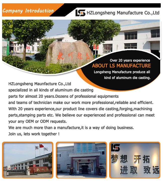 Aluminum Die Casting CCTV Dome Camera Housing