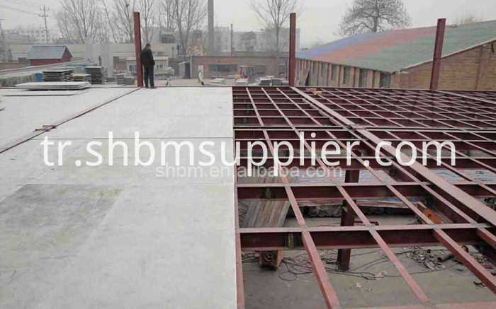 18mm 20mm structural loft fiber cement board flooring