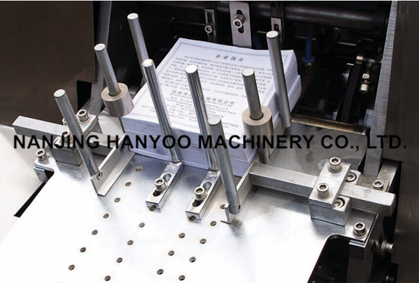 High Speed Continuous Automatic Cartoning Machine