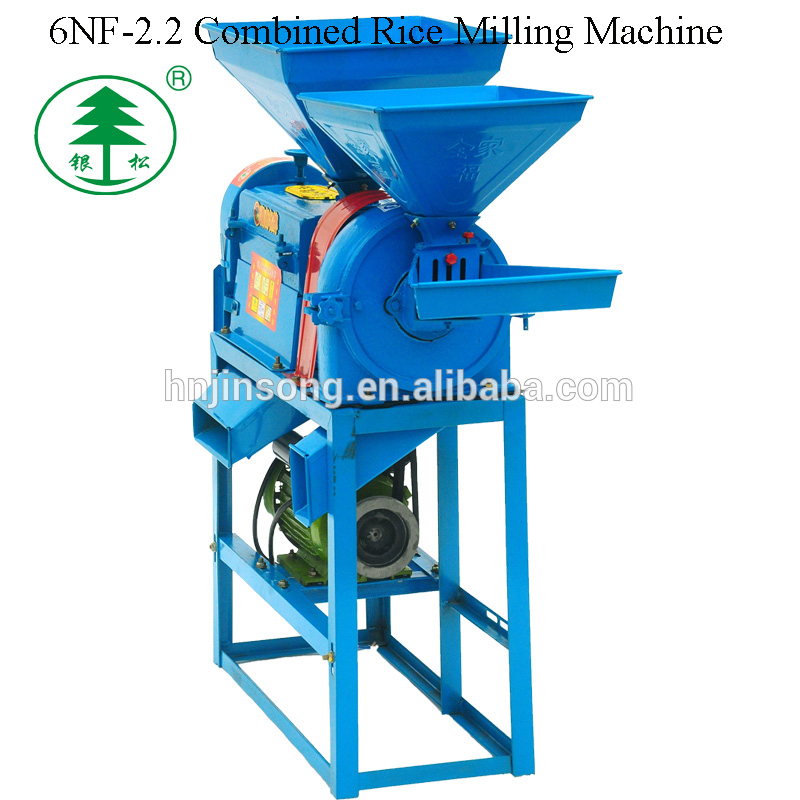 Complete Rice Milling Machine