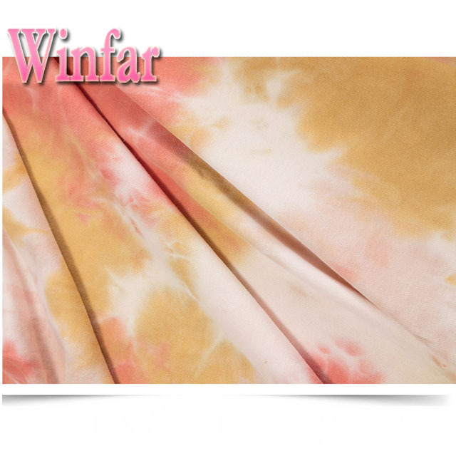 Brush Polyester Spandex Fabric