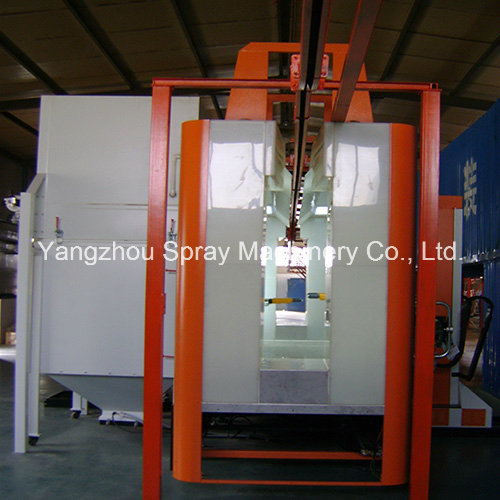 Industrial Bridge Type Drying Oven for Painting Line