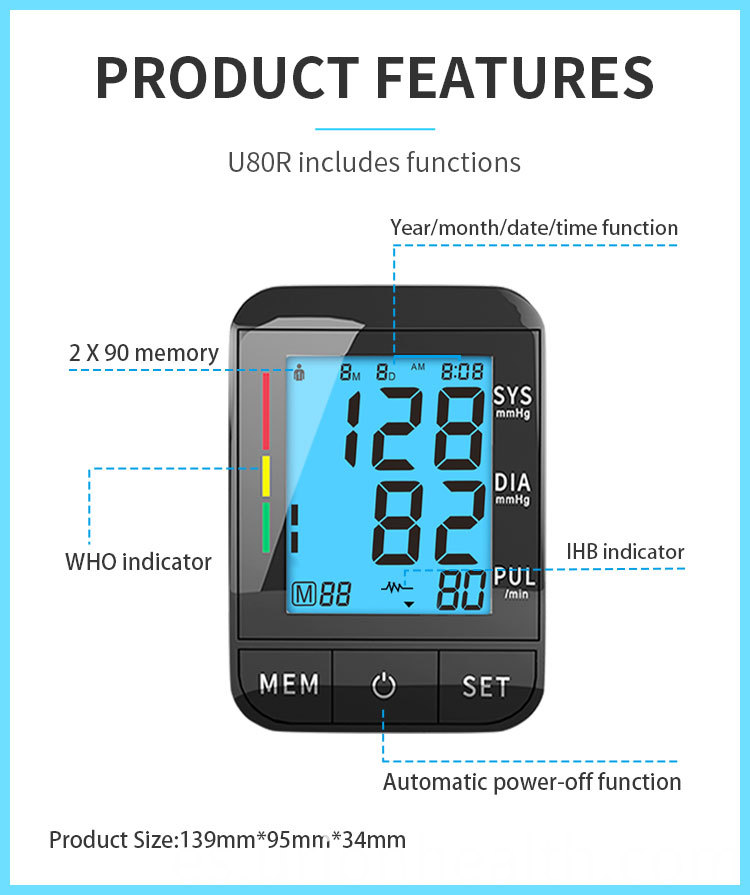 Bluetooth Bp Monitor