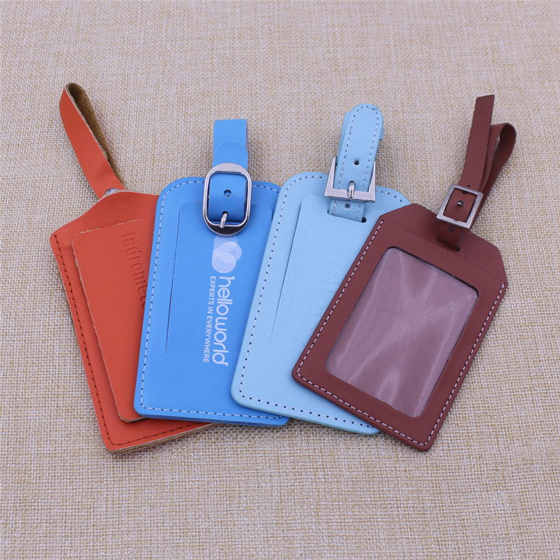 Supply Cheapest Soft PVC Luggage Tag Pomotion Gifts on Sale