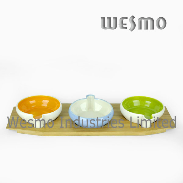 Colorful Tabletop Accessory Snack Dish