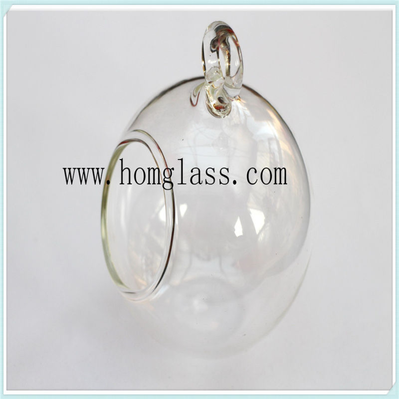 Heat-Resistant Glass Jar Cover for Cake