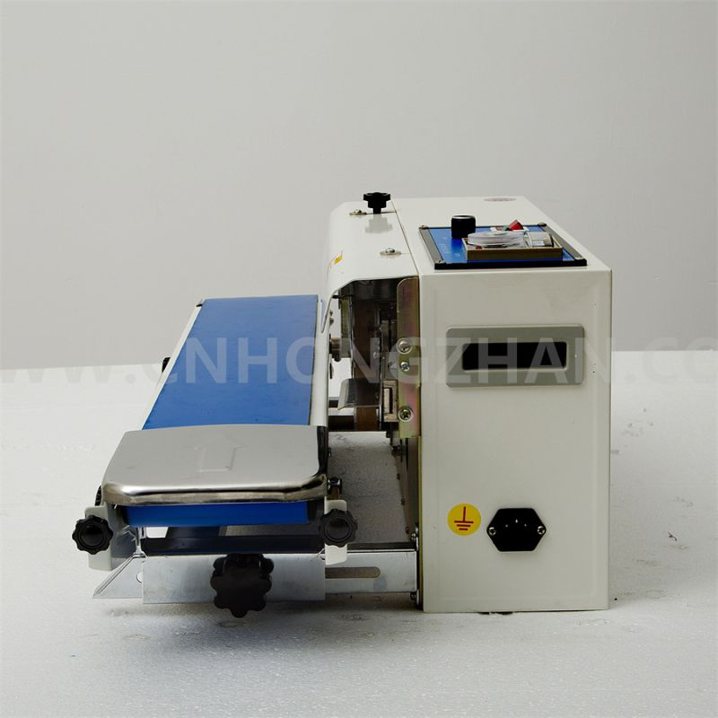 Dbf900 Continuous Band Sealer for Small Bag Sealing