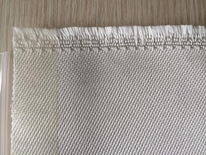 590gsm High Silica Sio2 Content 96% Fiberglass Fabric