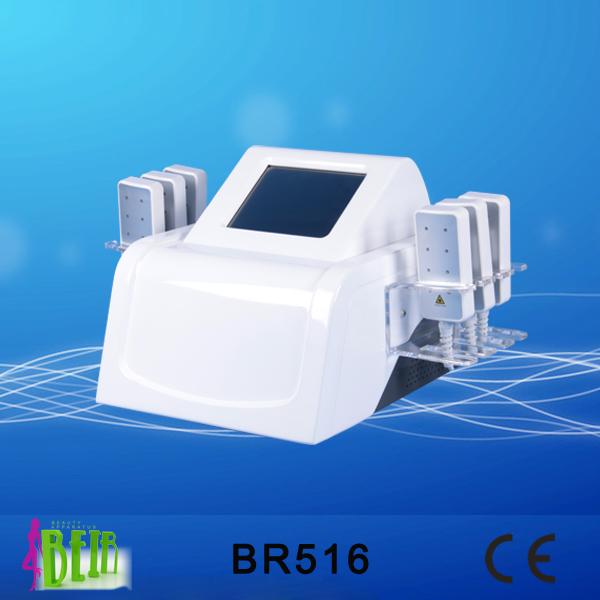 336 Cold Lipolaser Lipolysis Slimming Machine / 12 Laser Pads Liposuction Weight Loss