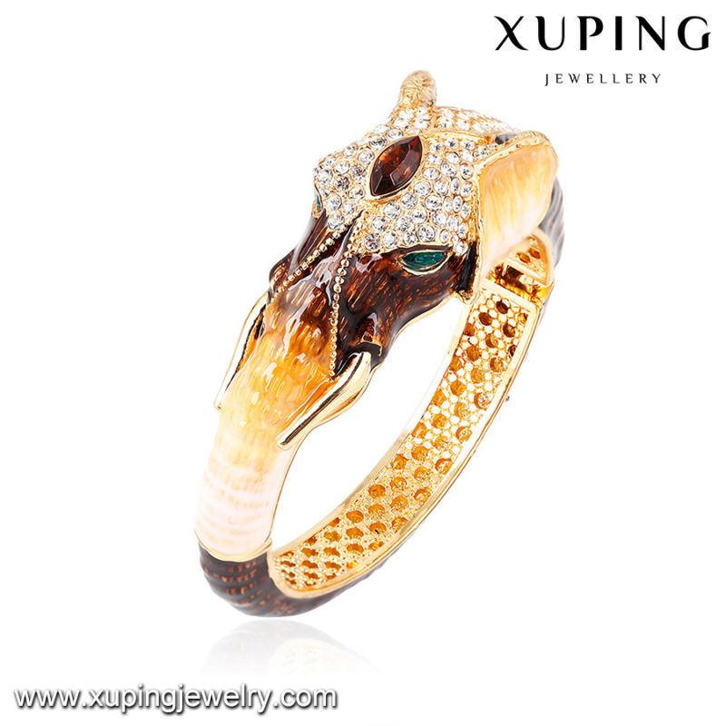 Bangle -60 Fashion Elegant Animal-Shaped Cubic Zirconia Jewelry Bangle