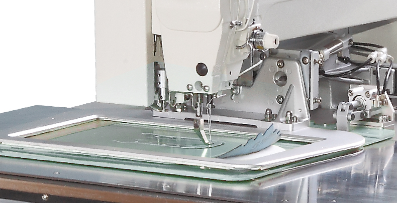 hole punching sewing machine
