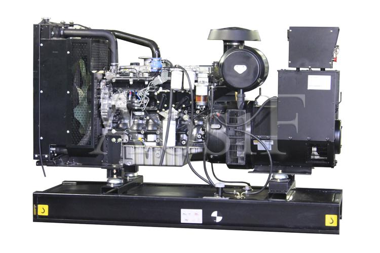 Aosif 50Hz 9 ~ 2475kVA Diesel Generator Set Powered by Perkins