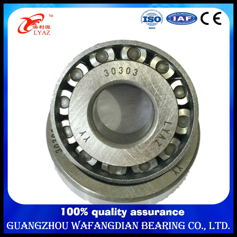 Own Factory Brand Lyaz Brand Taper Conical Roller Bearing Lm11949/Lm11910 11949/10