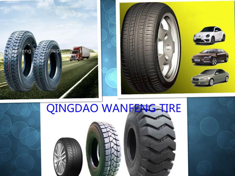Car Tire, PCR Tire, Passenger Tire