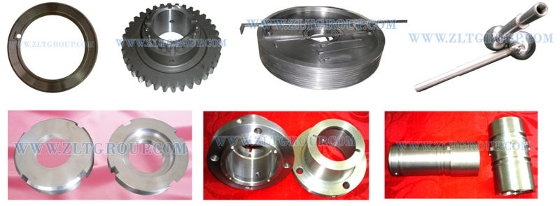 Polishing Parts with Alloy Stainless Steel Material