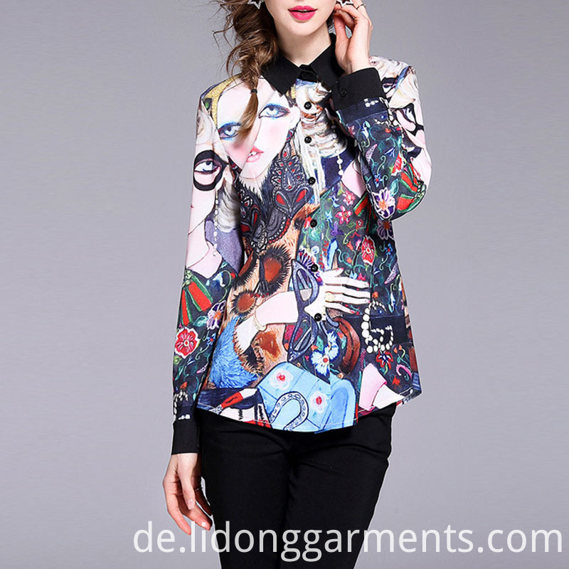 Formal Blouse Clothing For Women