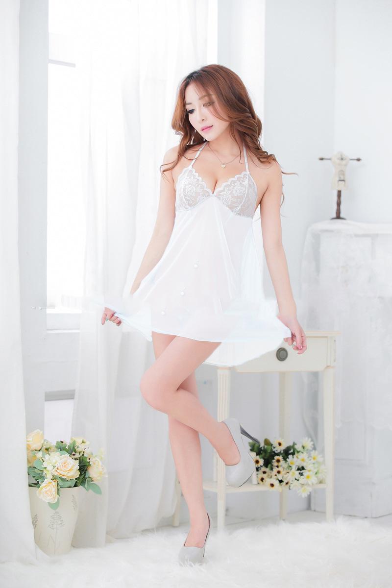 European Women Sexy Nightwear Hot Lingerie