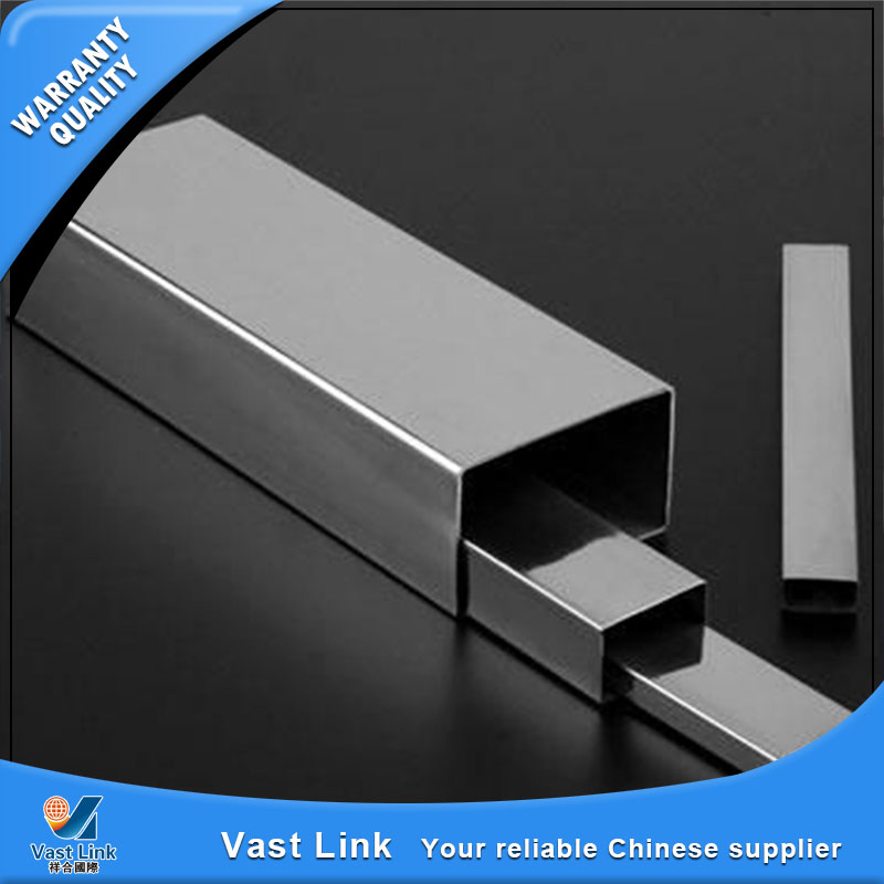 Stainless Steel Welded Tube-Polished for Decoration