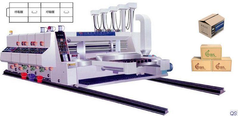Automatic Flexo Printer and Slotter