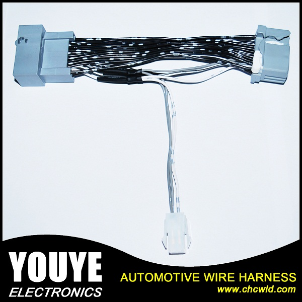 Automotive Wire Harness for Truck Tractor