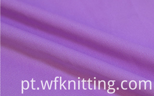 Ready To Ship Interlock Knit Fabric