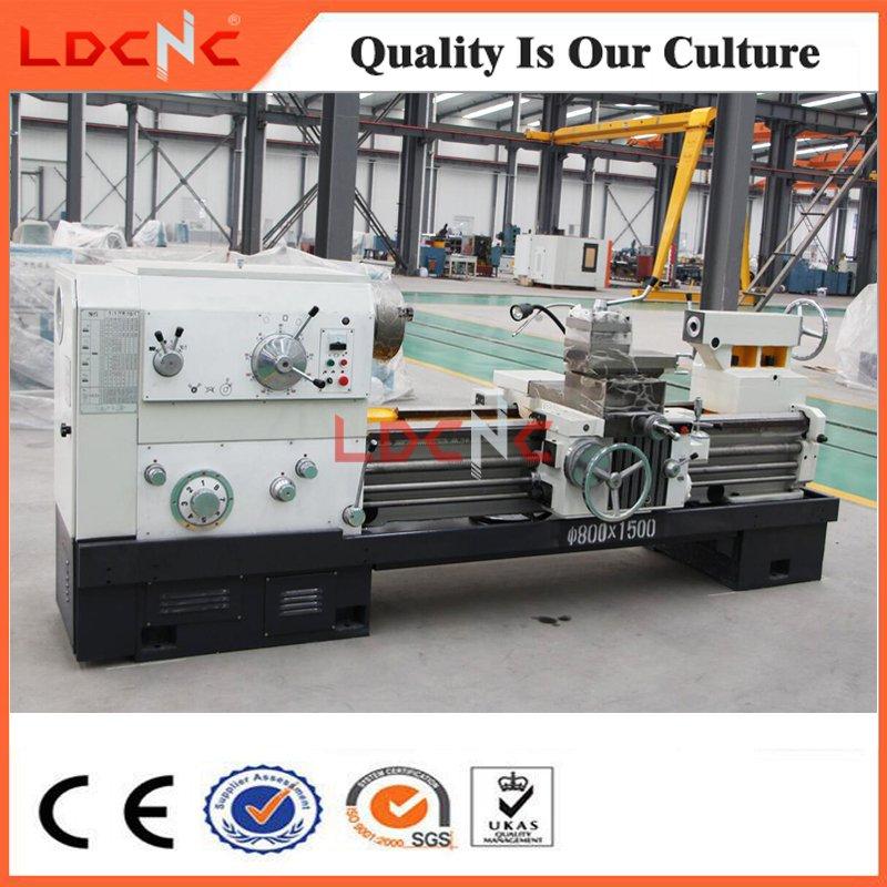 Cw6180 Professional Exporter Horizontal Light Lathe Machine Price