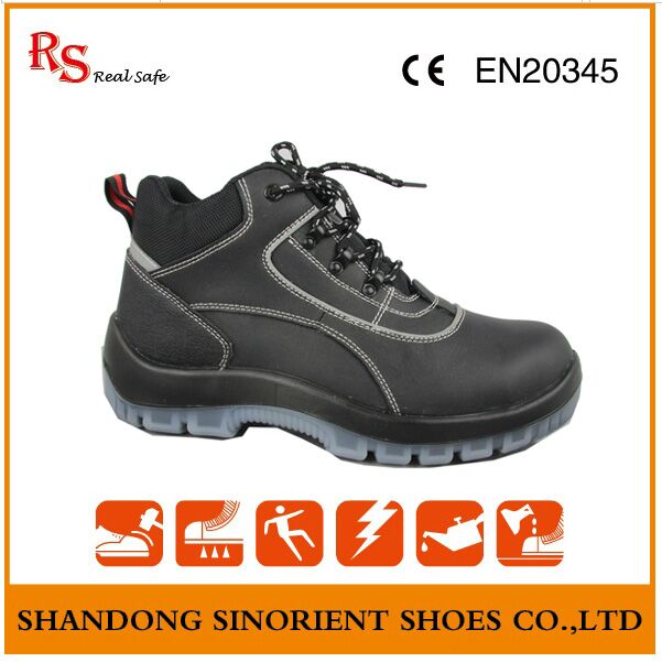 Steel Toe Safety Shoes for Men RS001