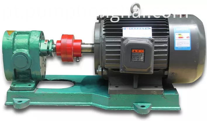 high temperature vegetable gear type lube oil transfer pump