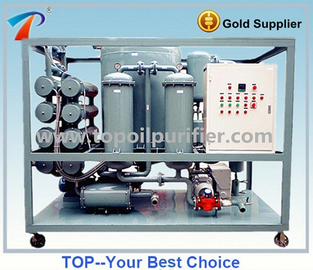 Double Stage Vacuum Insulating Oil Purification and Regeneration Device