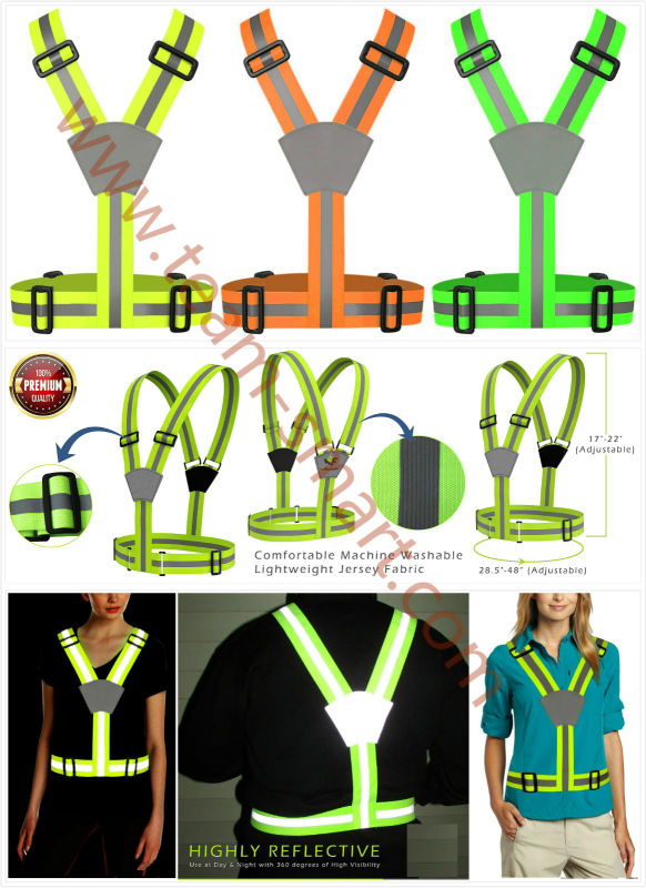 Amazon Hot Selling Safety Outdoor Vest Motorcycle Vest