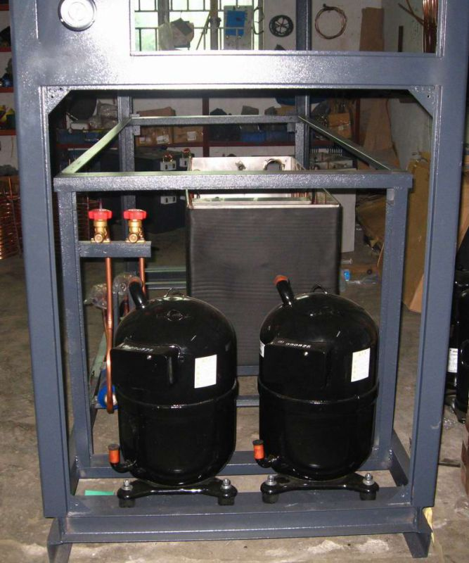 Water Chiller with SANYO Compressor