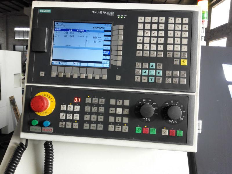 Ck6432 Bar Turning Machine