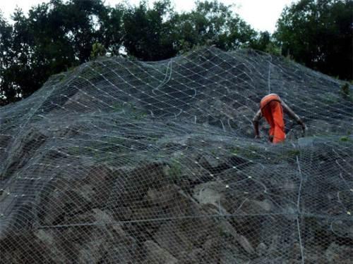 Rockfall Netting /Hexagonal Wire Netting