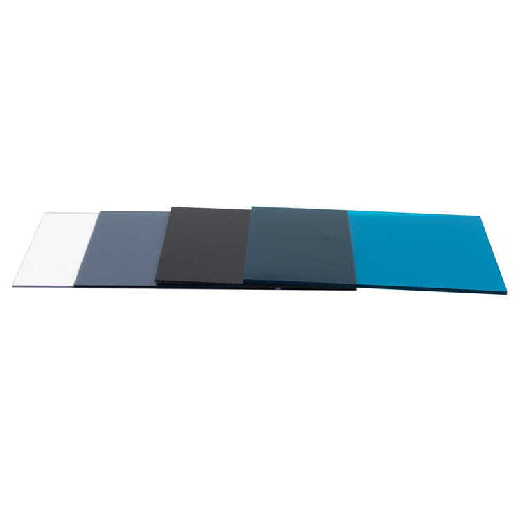Black Solid Polycarbonate Sheet
