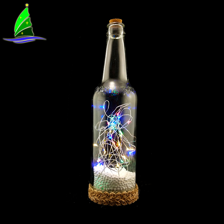 Weddings Decorations Led Wine Bottle