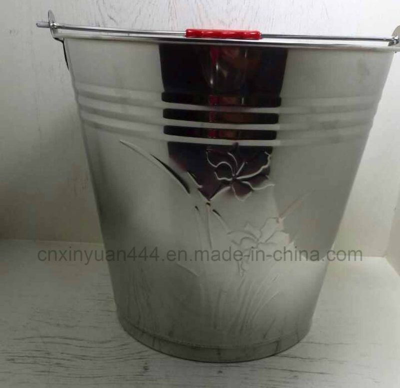 Stainless Steel Water Barrel (FT-3601)