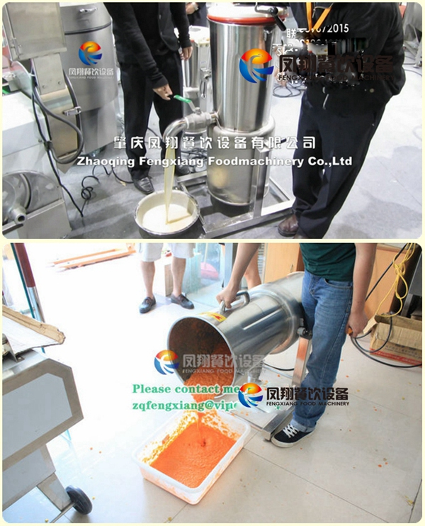 Industrial Coconut/Mango/Lemon/Fruit and Vegetable Juice Making Machine