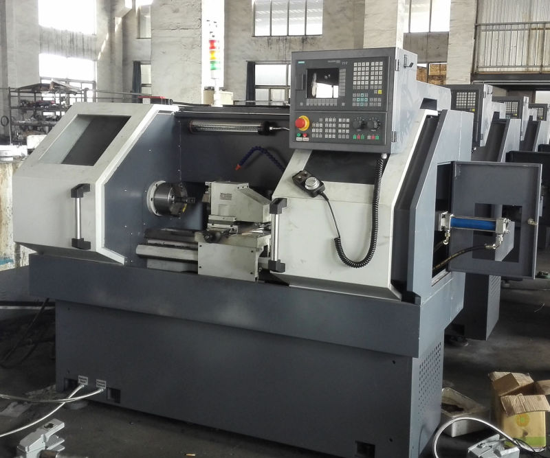 Ck6432 CNC Turning Machine