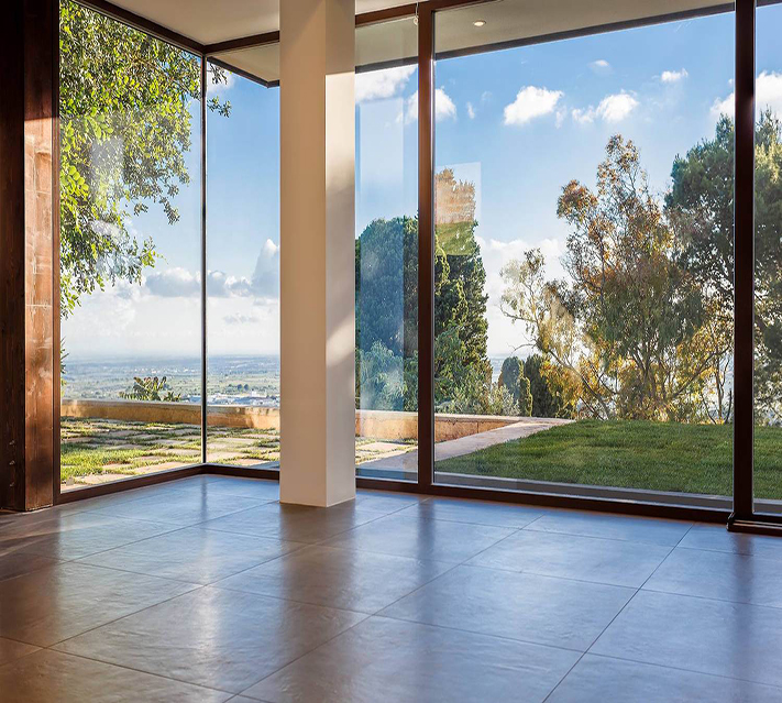 Tempered double Glazed Glass for Wall