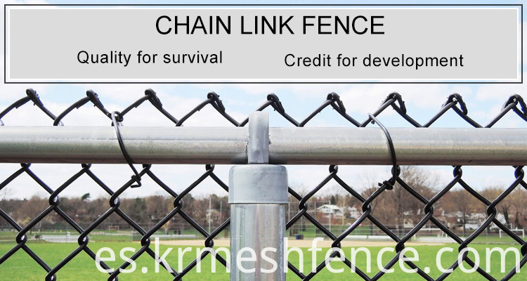 aluminum slats for 6.0kg/m2 weight chain link fence
