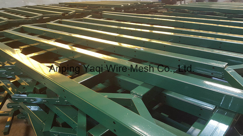 Anping Factory Euro Wire Mesh Fence PVC Coated Hot DIP Galvanized Cheap