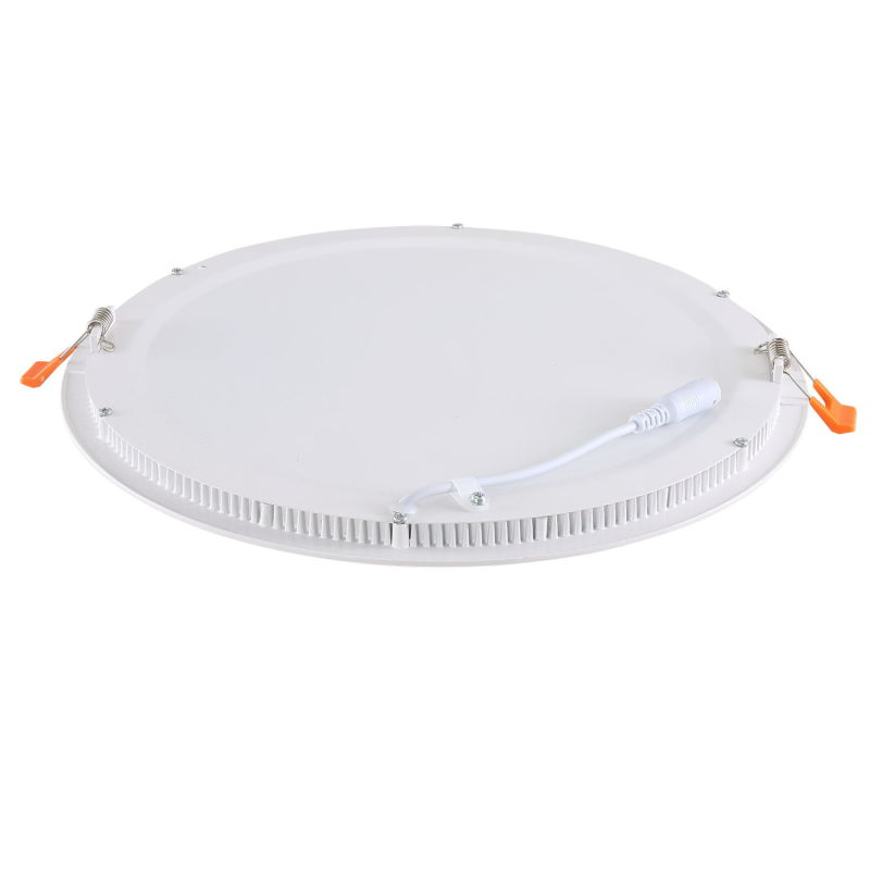Slim 6W Round LED Panel Light with 3 Year Warranty
