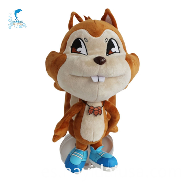 Cute Squirrel Animal Characters Toys