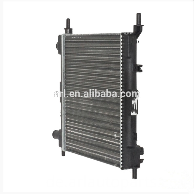 engine cooling truck radiator