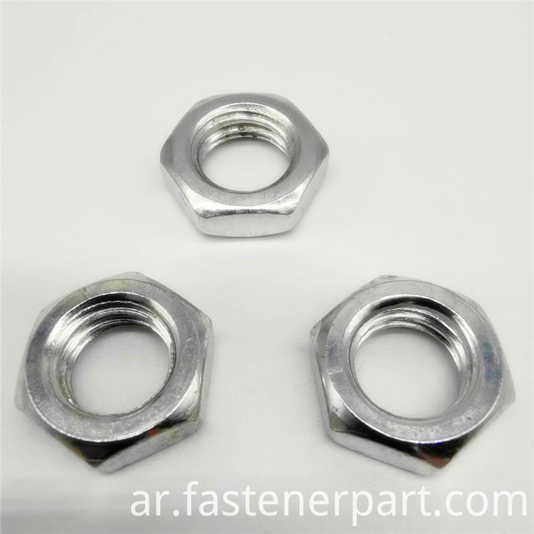 Metal Lock Flange Nut