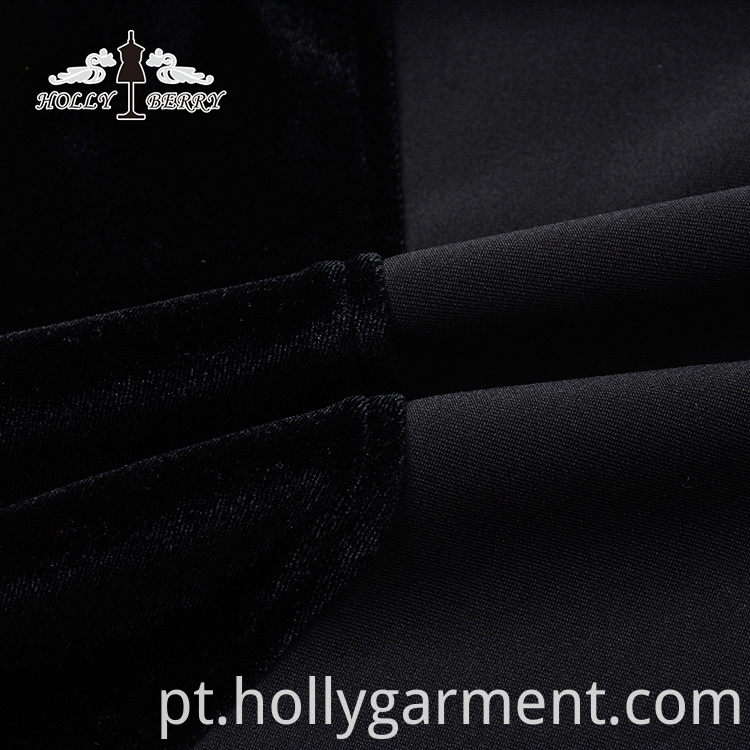 Velour Crewneck Sweatshirt