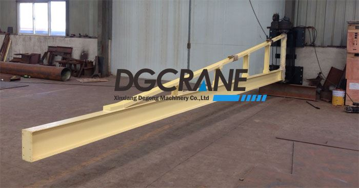 Light Duty 2T Wall Mounted Jib Crane