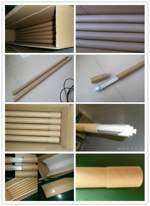 2FT 4FT Warm White Home Lighting LED Tube with UL