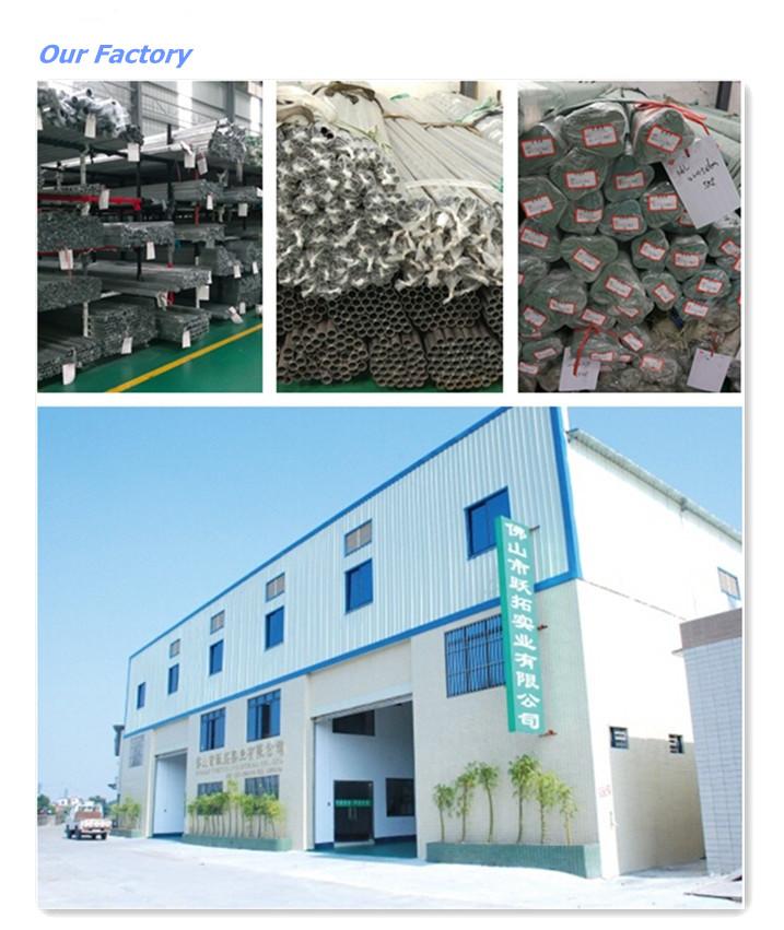 SUS316 En Stainless Steel Water Supply Pipe (Dn18*1.0)